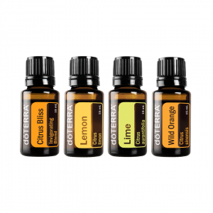 doTERRA Citrus Scents