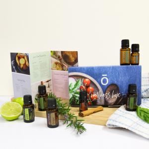 Gourmet Cooking Wellness Box